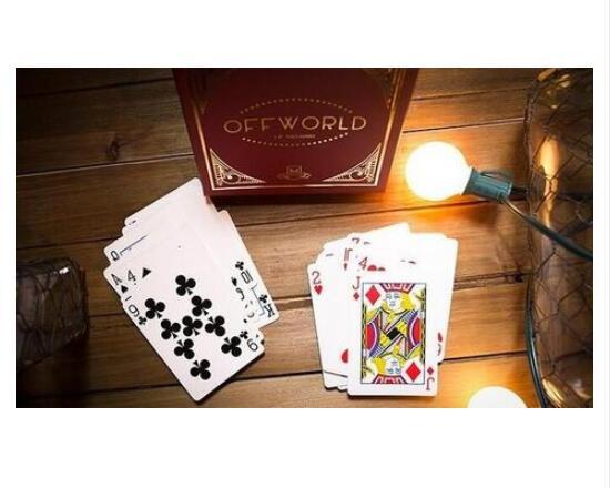 Offworld By JP Vallarino - Magic