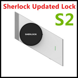Xiaomi Sherlock Smart lock M1 Updated Version S2 Smart Door Lock Keyless Fingerprint+Password work to Mi Home APP Phone Control
