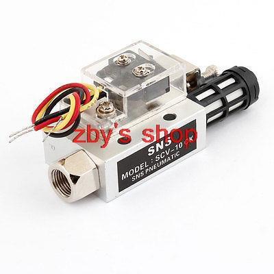 SCV-10CK 1mm Nozzle Diameter Vacuum Ejector Pneumatic Fitting original scv valve overhaul kits 294009 0741 1460a056