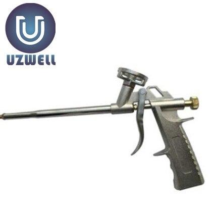 Pistola spray de espuma pu, pistola de pulverização de espuma poliuretano