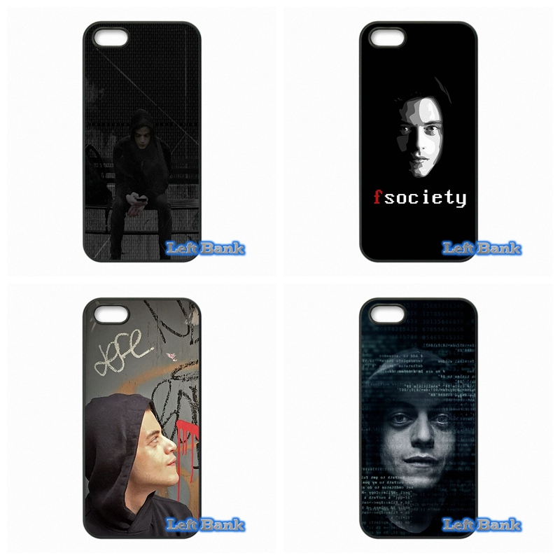 Mr Robot Elliot Alderson Phone Cases Cover For Apple iPhone 4 4S 5 5C SE 6 6S 7 Plus 4.7 5.5 iPod Touch 4 5 6