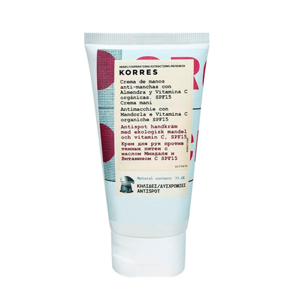 Hand Creams & Lotions KORRES KOR002034 hands cream skin care gel lotion cremparphine essence korres castanea arcadia day cream