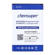 chensuper 5600mAh EB BN750BBC Battery for Samsung Galaxy