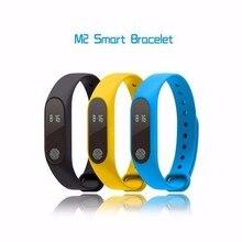 IP67 интеллектуальные M2 смарт-браслеты Смарт-часы фитнес спортивный браслет Водонепроницаемый напоминание для Android и iOS смартфон