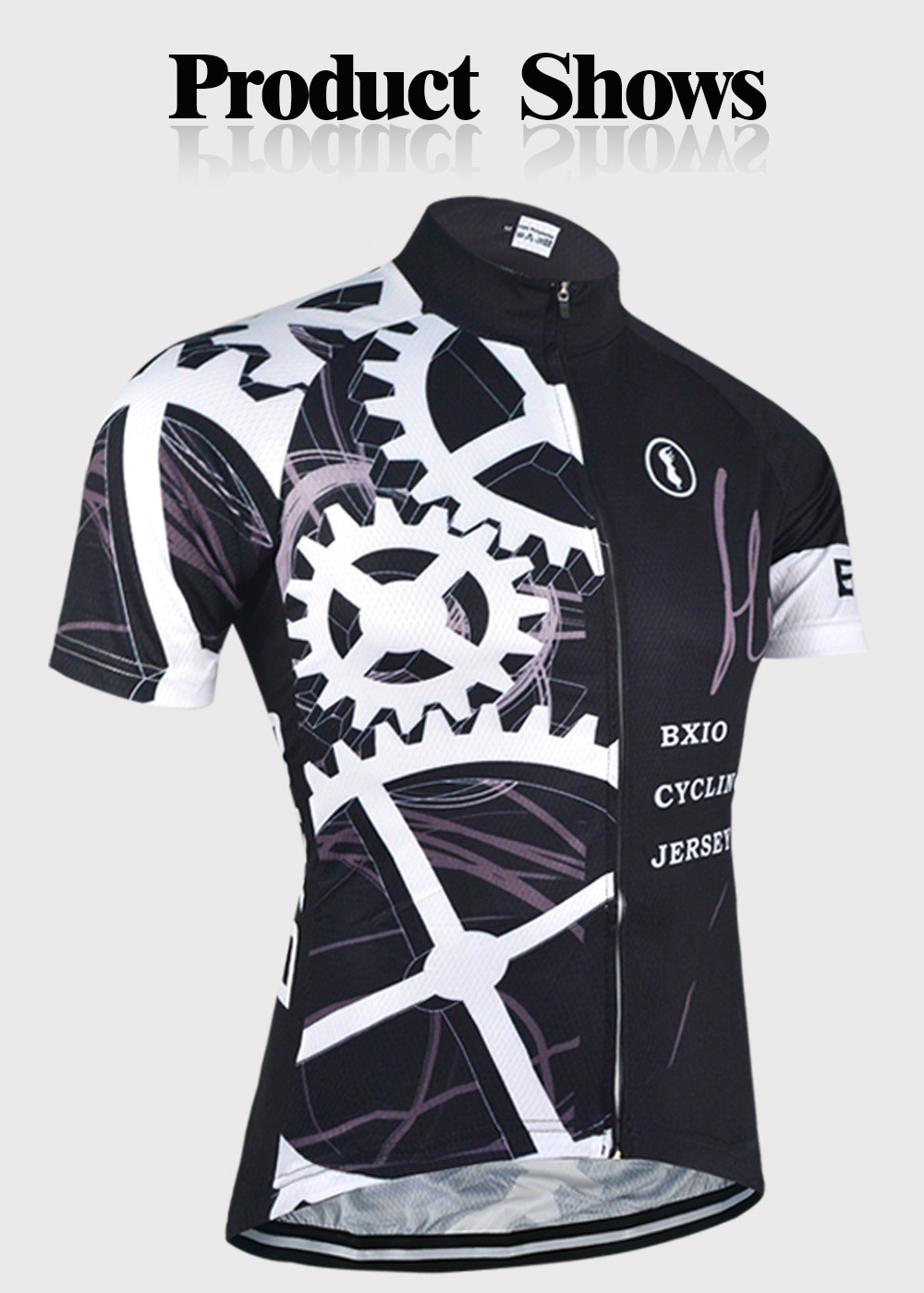 1f6785b5a BXIO Pro Cycling Jerseys Short Sleeve Raiders Jersey Ropa De Ciclismo  Profesional Cycle Clothes Bicycle Jersey BX-0209H080-J