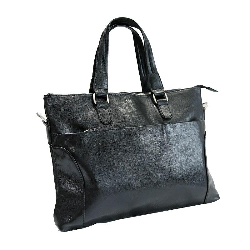 Нашу реальность 1 поступление Для мужчин карман Чемоданы большой черный бизнес ежедневно Чехол человека одно плечо сумка бренд Дизайн EGT0130