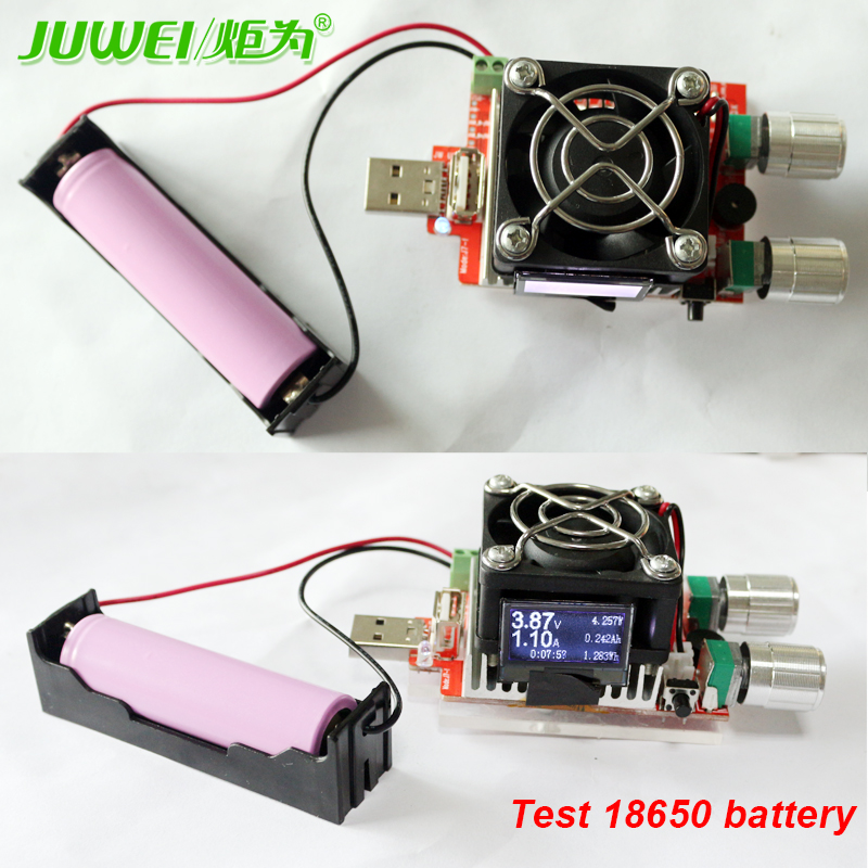 35w usb teszter elektronikus terhelés állítható állandó áram - Mérőműszerek - Fénykép 6
