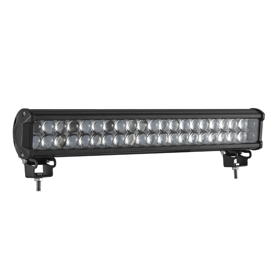Upgrade 4D 126W LED Work Light Bar Spot Flood Combo Beam 12-24v For Tractor Boat Offroad 4WD 4x4 Truck SUV ATV Car-styling tripcraft 12000lm car light 120w led work light bar for tractor boat offroad 4wd 4x4 truck suv atv spot flood combo beam 12v 24v