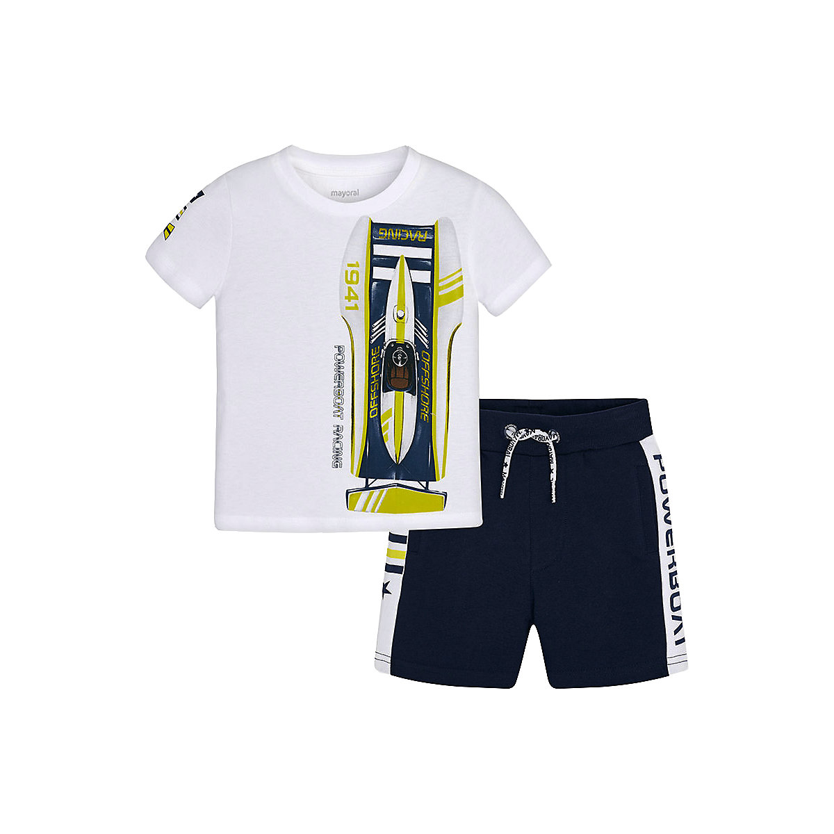 Baby's Sets MAYORAL 10690532 set of clothes for kids T-shirt legs shirt shorts girls and boys hot summer sportswear jerseys shorts skeleton pattern cycling sets for outdoor sport
