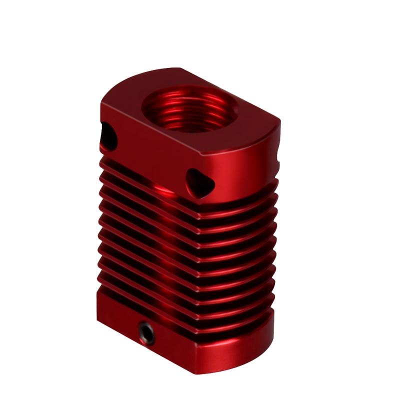 funssor NEMA17 damper with heatsink for DIY MK7 MK8 MK10 Extruder