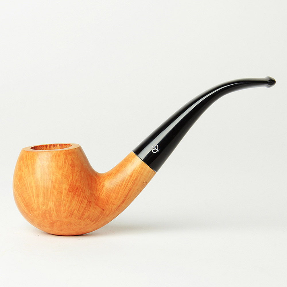 Newbee Briar Tobacco Pipes Wooden tobacco Smoking pipe with 9 mm Activated Carbon Filters Pipe Accessories