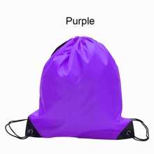 2017 Premium School Drawstring Duffle Bag Personality Sport Gym Swim Dance Shoe Backpack New