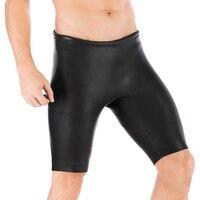 SBART 3mm Men's Wetsuit Shorts Open Cell Smooth Skin Diving Pants Neoprene Waterproof Snorkeling Scuba Diving Kayaking Pants