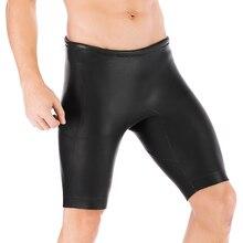 SBART pantalones cortos de neopreno para hombre, traje de neopreno de 3mm, de piel suave abierta, para buceo, kayak