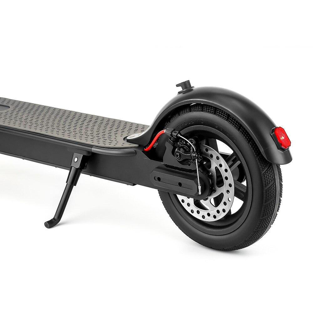Planche à roulettes électrique électrique se pliante intelligente de Scooter électrique de longboard Hoverboard avec l'affichage d'écran d'affichage à cristaux liquides de 2 roues de lumière LED - 5