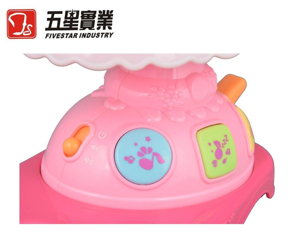 Di plastica giocattolo Proiettore torcia elettrica giocattoli luminosi lampeggiante giocattolo luce del capretto dei bambini torcia luminosa glow in the dark 13 24 mesi - 6