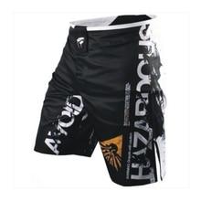 SUOTF мужские короткие шорты для борьбы с ММА боями Муай Тай кикбоксинг Фитнес Бокс, кикбоксинг шорты Муай Тай шорты boxeo