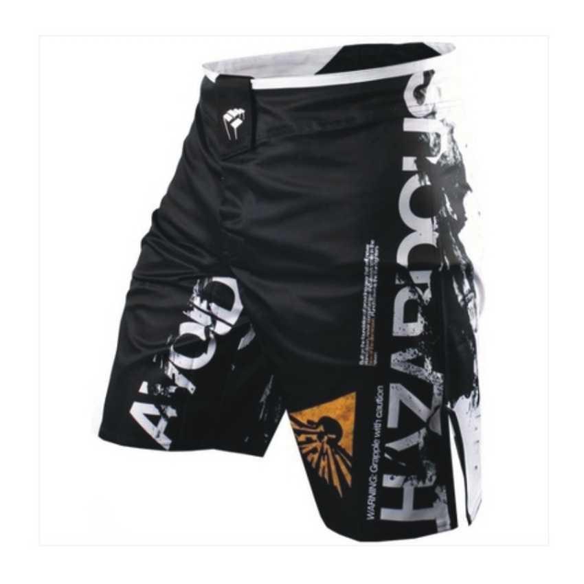 شورت قصير للرجال من SUOTF لمحاربة MMA شورت الملاكمة التايلاندية للملاكمة واللياقة البدنية وركلة الملاكمة شورت الملاكمة التايلاندية boxeo