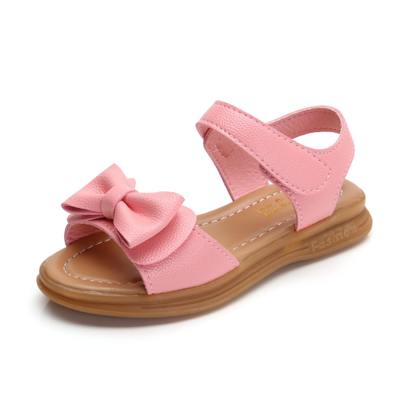 Fashion 2019 New Girls Sandals Big Filles Kid Shoes Summer Little Girl Bow Tie Princess Shoes 3 4 5 6 7 8 9 10 11 Year Old Pink Fashion 2019 New Girls Sandals Big Filles Kid Shoes Summer Little Girl Bow Tie Princess Shoes 3 4 5 6 7 8 9 10 11 Year Old Pink