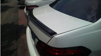 For Benz W212 Spoiler carbon fibre Material Car Rear Wing  trunk roof  Spoiler For  W212 E320L E260L E300L E63 Spoiler 2008-2015