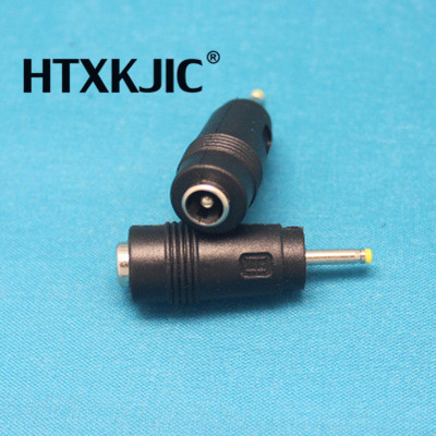 DC 5.5x2.1mm Female To 2.35x0.7mm Male Power Plug 5.5 2.1 / 2.35 0.7 Jack For Laptop Adapter