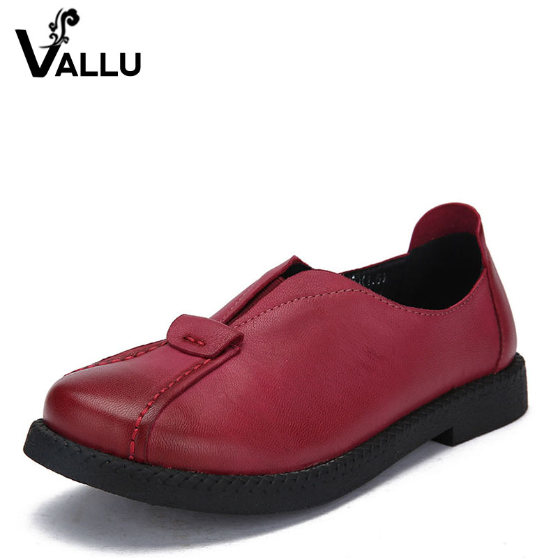 2017 VALLU Handmade Women Shoes