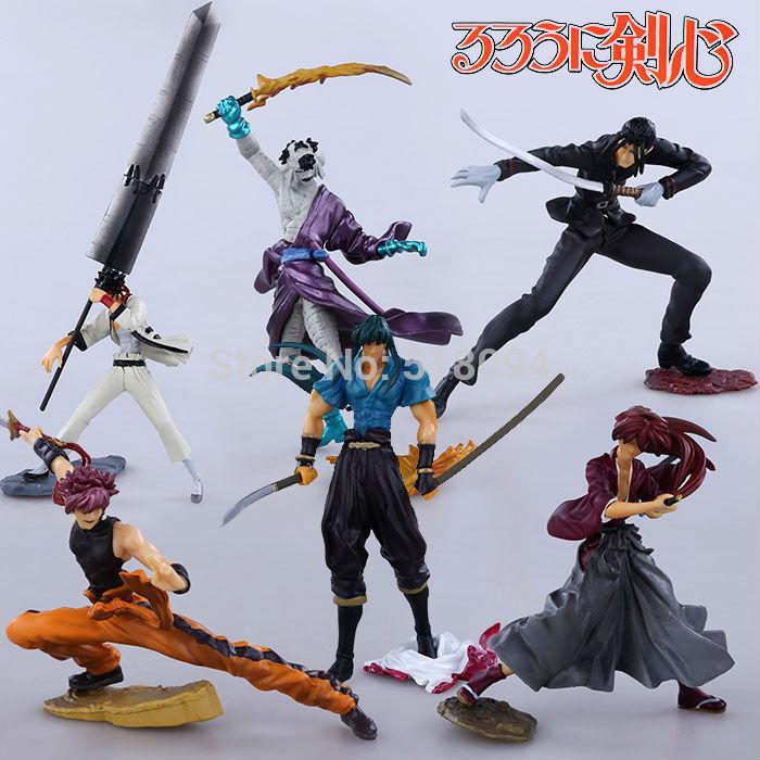 Buy Online Free Shipping Anime Cartoon Rurouni Kenshin