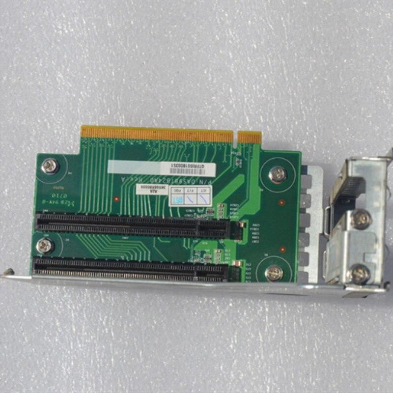 PCI-E Riser card voor C2100 server dual PCI-E 16X uitbreiding 2U PCI-E 16X grafische kaart adapter kaart