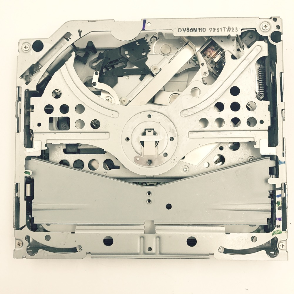 Original and good quality DV36M110 DP33M21A single font b car b font DVD mechanism for AUDI
