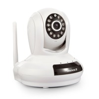ANNKE Wireless WiFi 720P IP Camera P2P Webcam IPhone Android CCTV 2 Way Audio Night Version