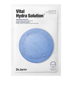Image 3 - Dr.Jart + Dermask סילון מים מרגיע הידרה פתרון פנים חומצה היאלורונית מסכת פנים מסכת לחות מסכת אקנה טיפול JM N.R
