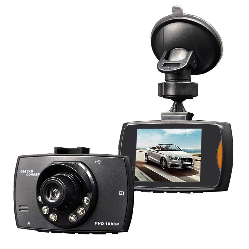 Car camer Dvr 500Mega Night vision Hd 1080 Auto camera Accessorie AVI 120 Degree Cyclic recording Car video Recorder Wdr Car DVR