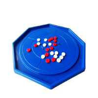 Canada Crokinole Game Board Game Games for Family School Travel Play board games 48x48 cm