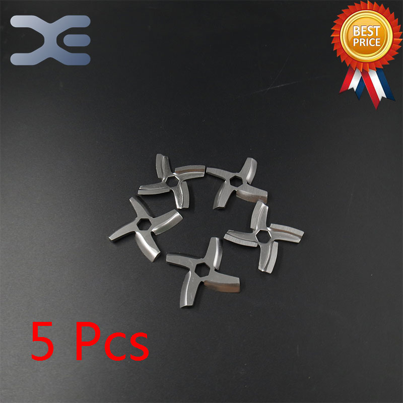 5Per Lot New High Quality Meat Grinder Parts Diameter 48 mm Blade Mincer Knife Fits Moulinex Free Shipping купить