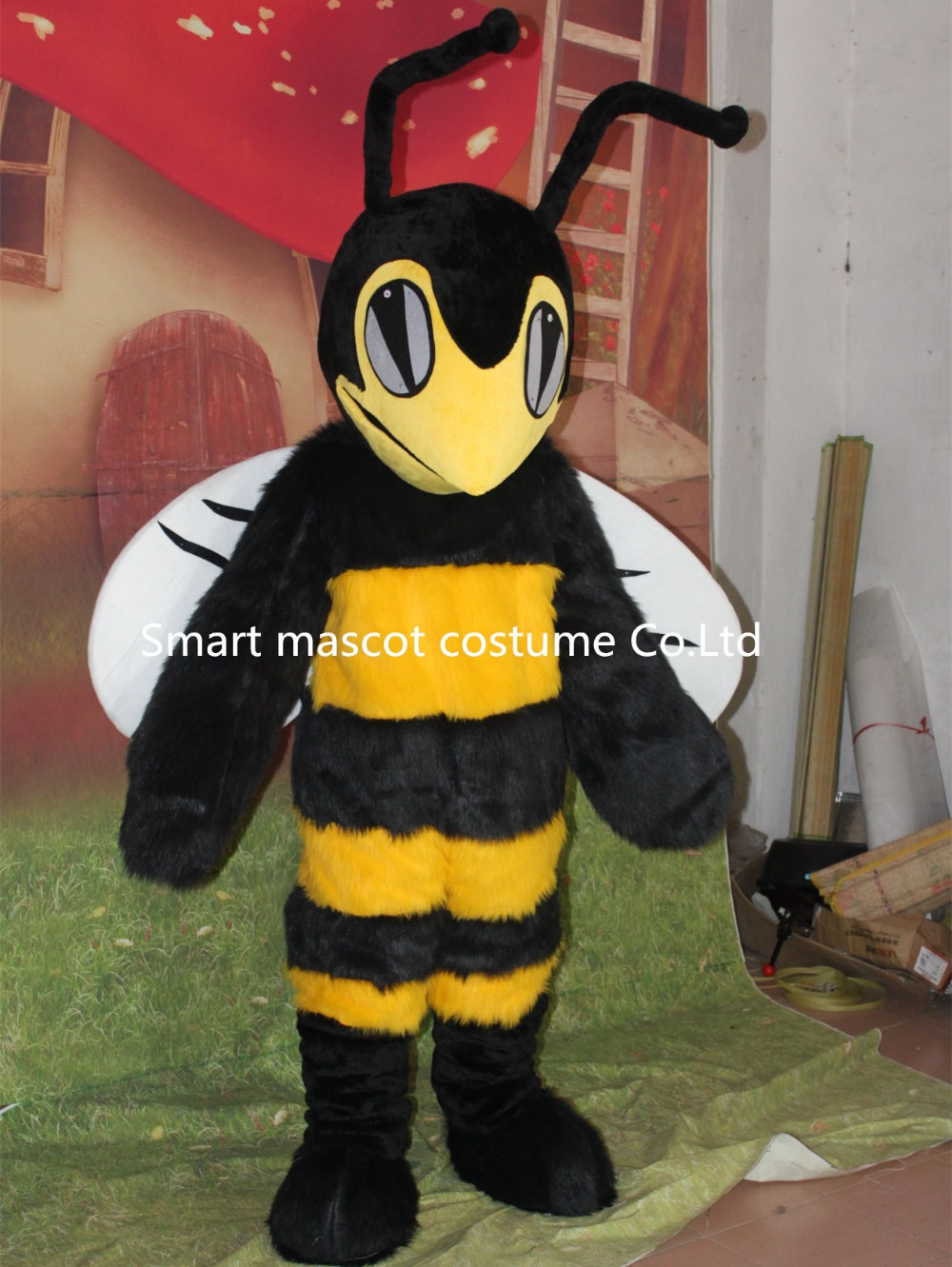 bumble bee costume adult bee mascot costume-in Mascot from Novelty u0026 Special Use on Aliexpress.com | Alibaba Group & bumble bee costume adult bee mascot costume-in Mascot from Novelty ...