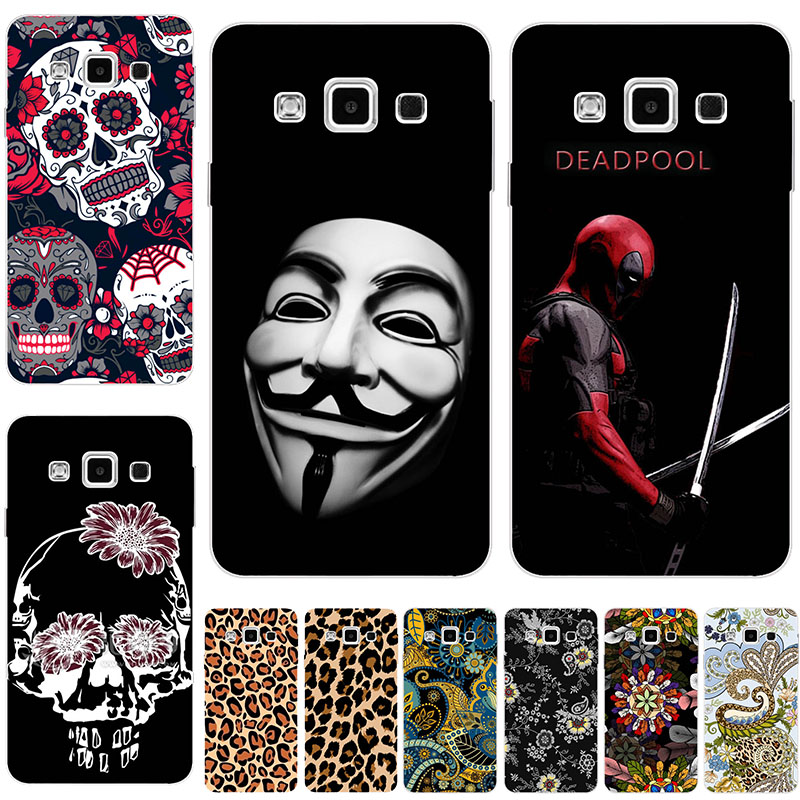 hard plastic Phone <font><b>Cases</b></font> For <font><b>Samsung</b></font> Galaxy A3/<font><b>SM</b></font>-A300F/<font><b>SM</b></font>-A300H/<font><b>SM</b></font>-A300M/<font><b>SM</b></font>-<font><b>A300FU</b></font> Phone <font><b>Case</b></font> Back Cover Print painting style image
