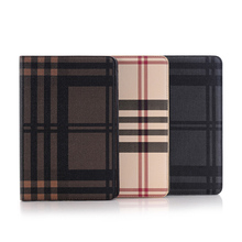 Untra-thin Fashion Leather Tablet Cover Case for Ipad Mini 4 Wallet Style Flip Bracket Protective Sleeve Auto Wake/Sleep Dec26