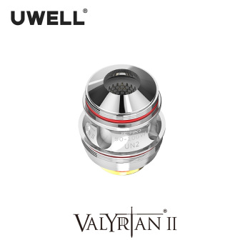 UWELL Valyrian II tank Coil 2 Pcs/Pack Replacement Coil UN2 Single/Dual/Triple Meshed Coil E-cigarette Core