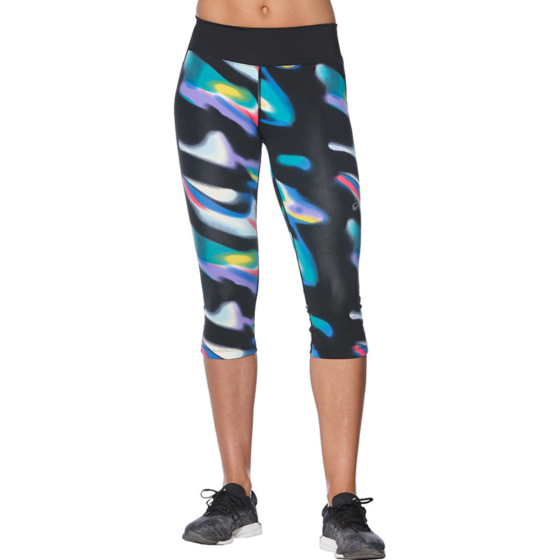 Female Tights ASICS 141218-1113 sports and entertainment for women sport clothes цена 2017