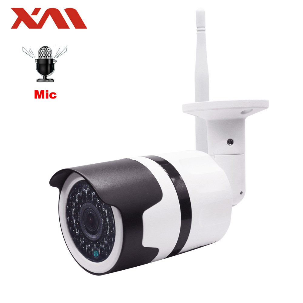 2MP WiFi Camera Outdoor 1080P SD Slot IP Camera Full HD Home Security Camera Wireless Waterproof