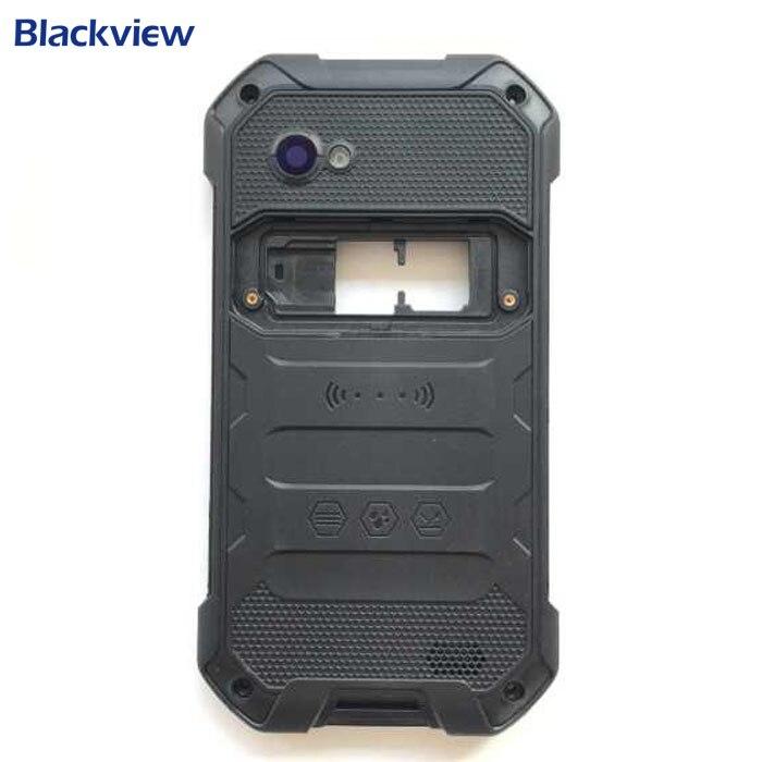 Pour Blackview BV6000 Couvercle de La Batterie + Haut-Parleur Haute Qualité batterie Cas de Couverture Arrière pour Blackview BV6000S Smartphone