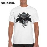 Men's Cool T Shirts Japanese Samurai Harajuku Rune Axe Soldier Warrior Male Vikings Cotton Short Sleeve Armor T Shirt Funny Tee