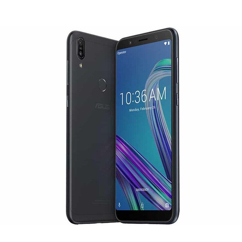 Глобальная версия Asus ZenFone Max Pro M1 ZB602KL смартфон 6 дюймов 4 Гб 128 ГБ SnapDragon 636 5000 мАч большая батарея LTE мобильный телефон|Смартфоны и мобильные телефоны|   | АлиЭкспресс