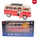 Hot Sale  volkswagen VW Mini bus 1:24 Alloy Diecast Models Car Toy Collection For Boy Children As Gift brinquedos meninas toys
