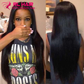 "7A indian virgin hair straight lace front human hair wigs 8""-30"" remy human hair full lace human hair wigs for black women soft"