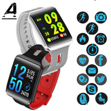Купить с кэшбэком Women Smart Watch Smart Bluetooth Watch for Men Android Smart Watch Waterproof Multi-Sports Mode Intelligent Health Monitoring