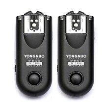 Yongnuo RF 603 II راديو لاسلكي عن بعد فلاش الزناد C1 لكانون 1100D 1000D 700D 650D 600D 550D 500D 450D 400D 350D 300D 60D