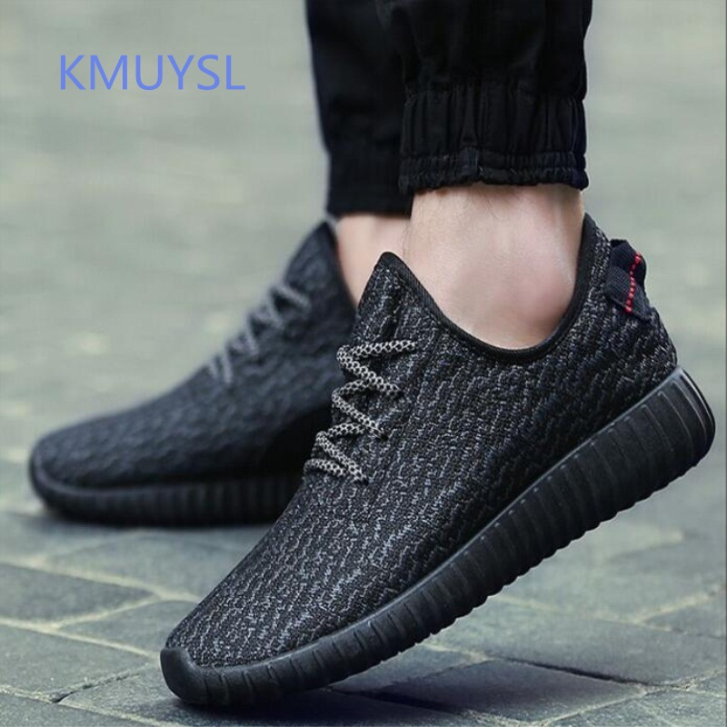 Men Casual Shoes Couple Flats Shoes Walking Lightweight Comfortable Breathable Men tenis feminino zapatos No logo
