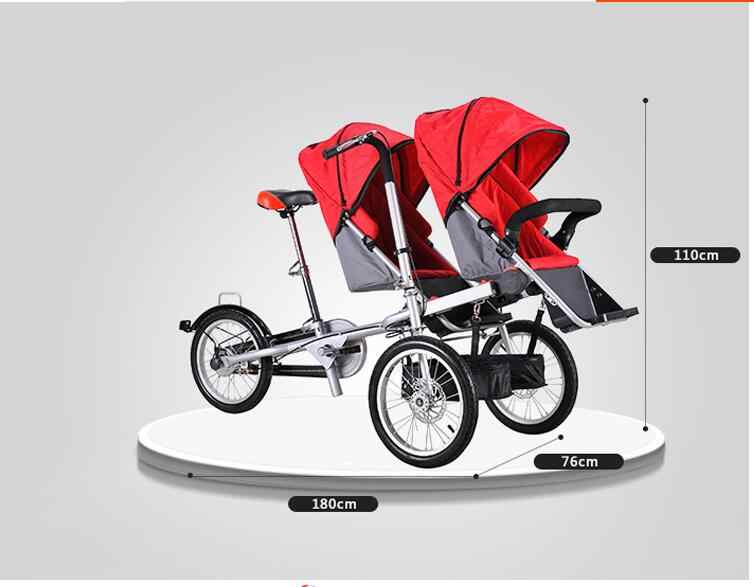 7e719739a42 Detail Feedback Questions about Taga nucia mother baby stroller bike ...