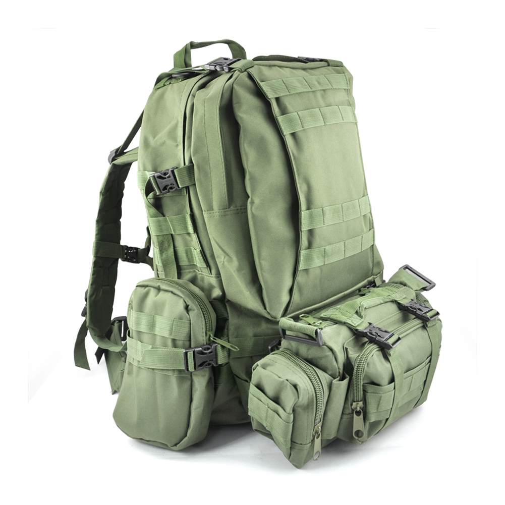 50 L 3 Day Assault Military Rucksacks Backpack bag new arrival new arrival